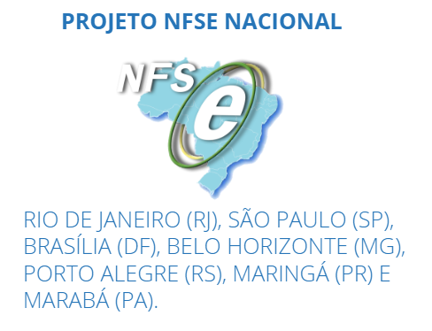 Projeto NFSe Nacional