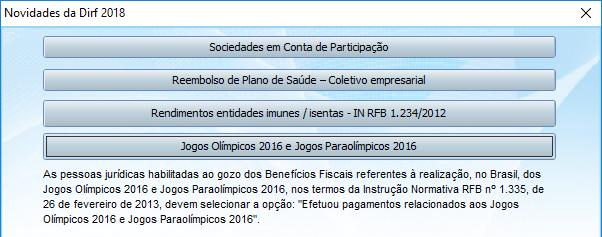 Jogos Olímpicos 2016 e Jogos Paraolímpicos 2016