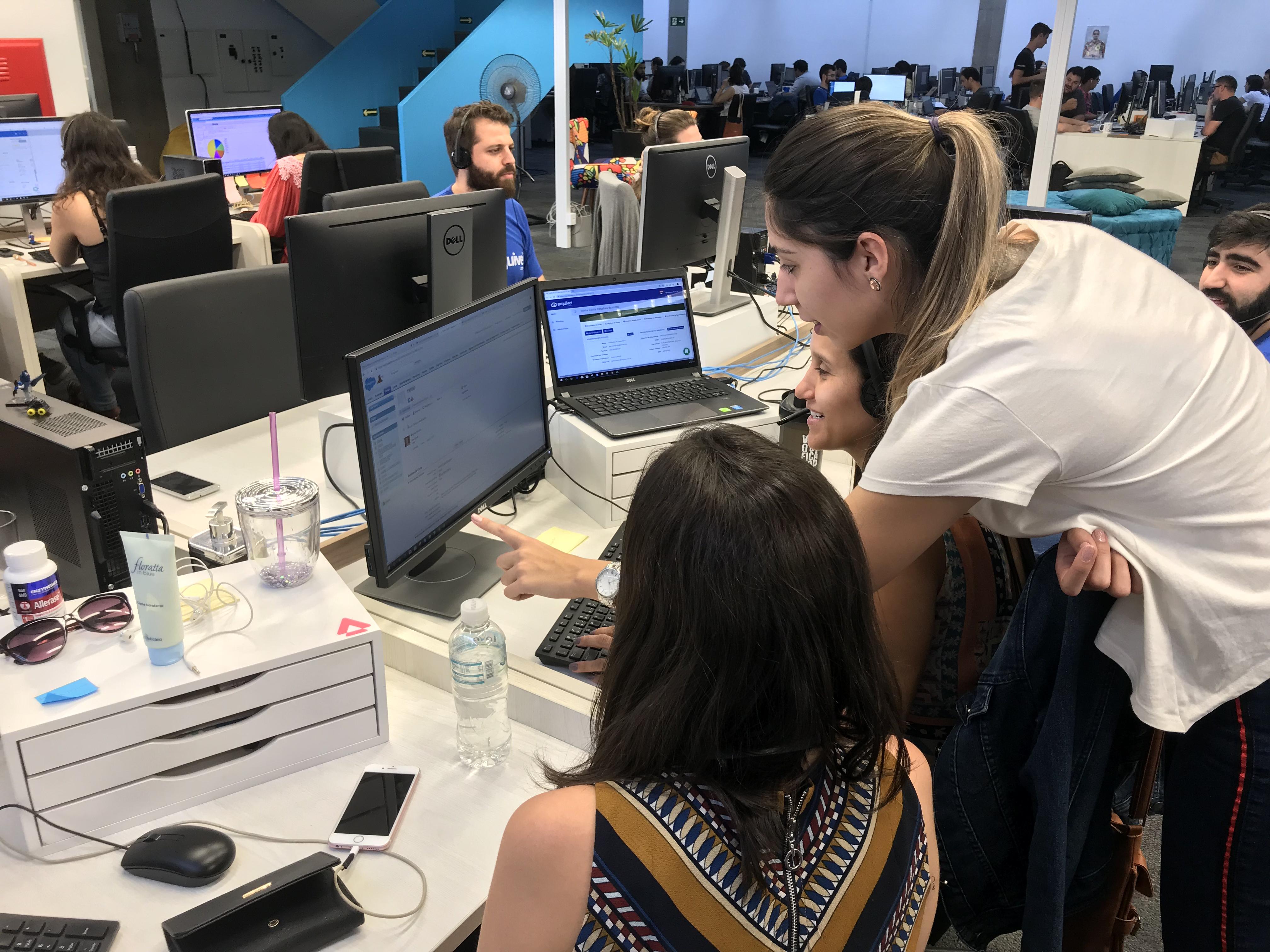 Treinando uma equipe de SDRs na Arquivei